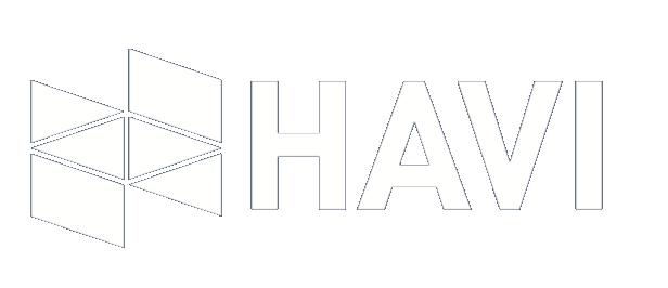 Havi - logo white